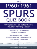 The 1960/1961 Spurs Quiz Book