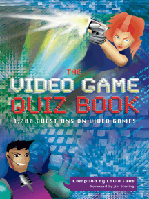 The Video Game Quiz Book: 1,200 Questions on Video Games