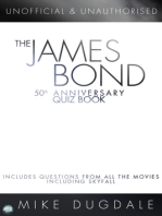The James Bond 50th Anniversary Quiz Book