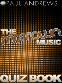 The Motown Music Quiz Book