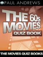 The 60s Movies Quiz Book