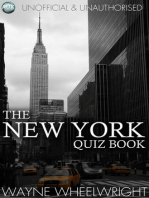 The New York Quiz Book