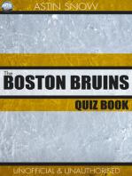 The Boston Bruins Quiz Book