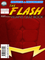 The Flash Villains Quiz Book