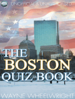 The Boston Quiz Book