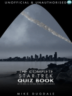 The Complete Star Trek Quiz Book