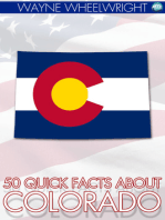 50 Quick Facts about Colorado