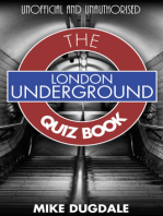 London Underground The Quiz Book