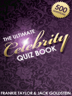 The Ultimate Celebrity Quiz Book