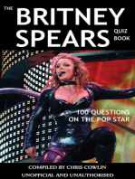 The Britney Spears Quiz Book