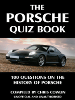 The Porsche Quiz Book