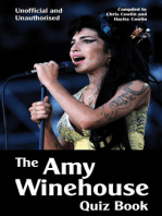 The Amy Winehouse Quiz Book