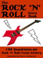 The Rock 'n' Roll Quiz Book