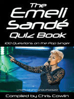 The Emeli Sandé Quiz Book