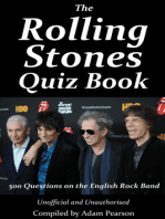 The Rolling Stones Quiz Book