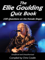 The Ellie Goulding Quiz Book