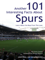 Another 101 Interesting Facts About Spurs