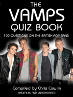 The Vamps Quiz Book