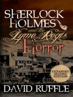 Sherlock Holmes and the Lyme Regis Horror