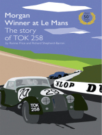 TOK258 Morgan Winner at Le Mans 50th Anniversary Edition
