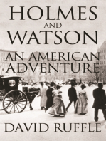 Holmes and Watson – An American Adventure