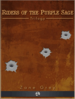 Riders of the Purple Sage - Trilogy