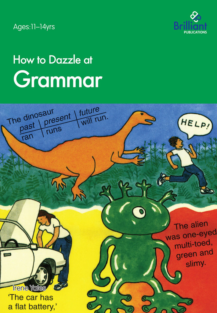 How To Dazzle At Grammar By Irene Yates - Book