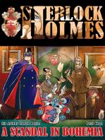A Scandal in Bohemia - A Sherlock Holmes Graphic Novel
