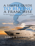 A Simple Guide to Buying a Franchise