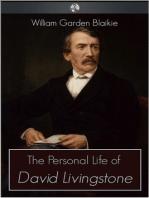 The Personal Life of David Livingstone