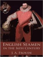 English Seamen in the Sixteenth Century