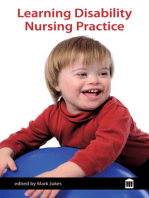 Learning Disability Nursing Practice
