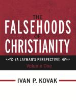 The Falsehoods of Christianity