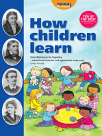 How Children Learn - Book 1