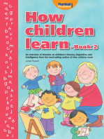 How Children Learn - Book 2: An Overview of Theories on Children's Literacy, Linguistics and Intelligence