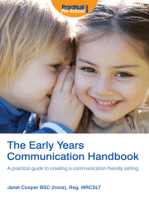 The Early Years Communication Handbook