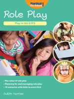 Role Play: Play in the EYFS