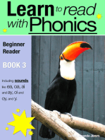 Learn to Read with Phonics - Book 3