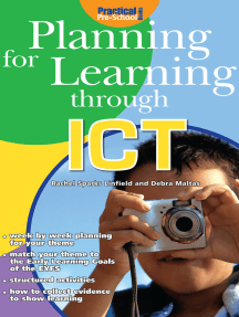 Planning for Learning through ICT