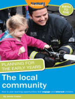 Planning for the Early Years