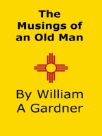 The Musings of an Old Man
