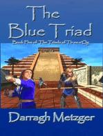 The Blue Triad (The Triads of Tir na n'Og, #5)