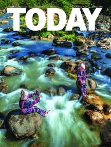 TODAY Tourism & Business Magazine, Volume 21, December, 2014