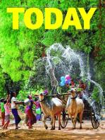 TODAY Tourism & Business Magazine, Volume 22, April, 2015