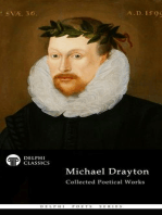 Delphi Collected Works of Michael Drayton (Illustrated)