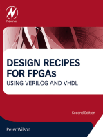 Design Recipes for FPGAs: Using Verilog and VHDL