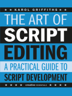 The Art of Script Editing