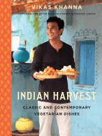 Indian Harvest: Classic and Contemporary Vegetarian Dishes