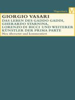 Das Leben des Gaddo Gaddi, Gherardo Starnina, Lorenzo di Bicci und weiterer Künstler der Prima Parte