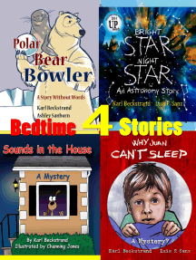 4 Bedtime Stories (for Wide Awake Kids)